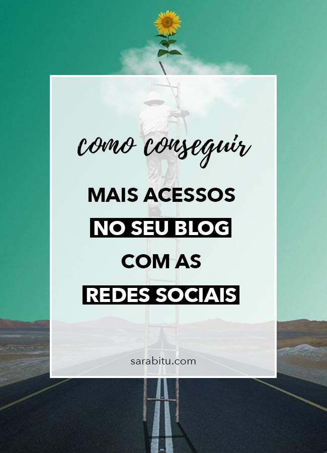 mais acessos blogs com as redes sociais